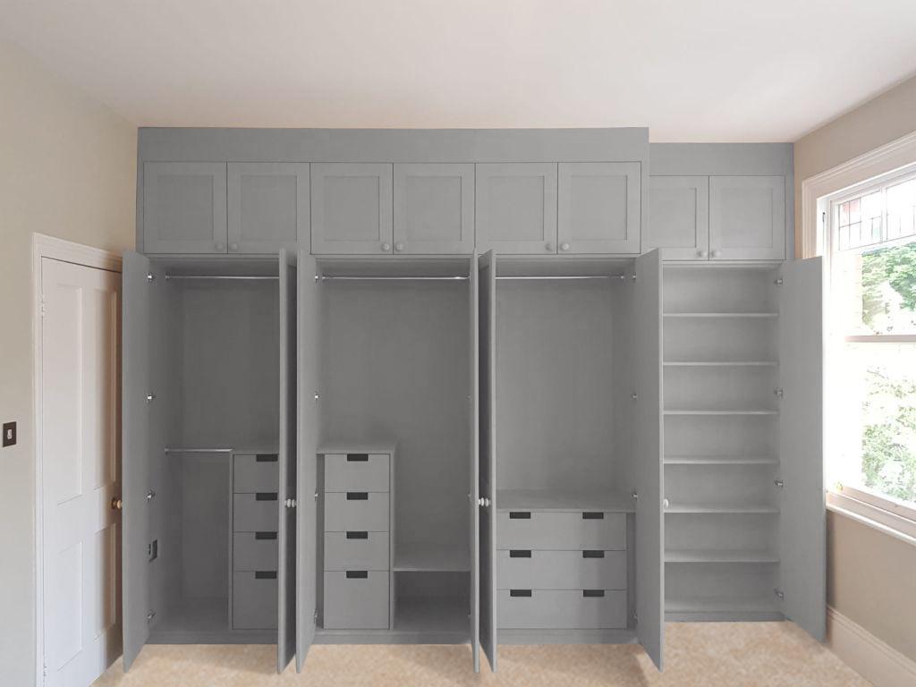 Your Bespoke Wardrobes - Bespoke Carpentry London